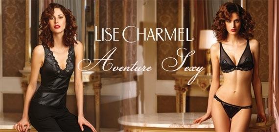 Aventure Sexy par Lise Charmel