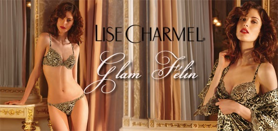 Glam Félin par Lise Charmel
